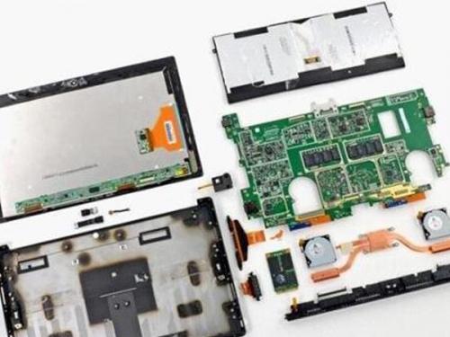 微软苏菲3平板不能正常开机修复