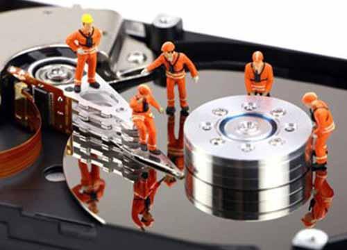 IBM-硬盘恢复