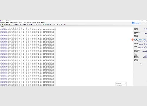 WinHex对付数据恢复、低级数据处理