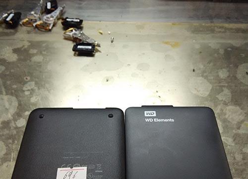 WD10JMVW西部数据硬盘恢复数据已经解决
