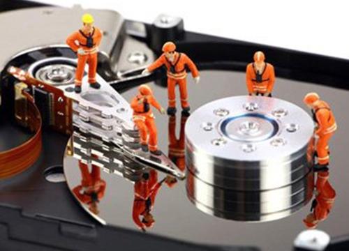 日立-硬盘恢复