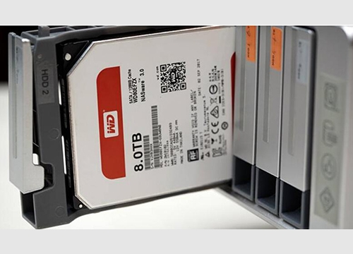 西部数据硬盘公司专用NAS不认盘修复