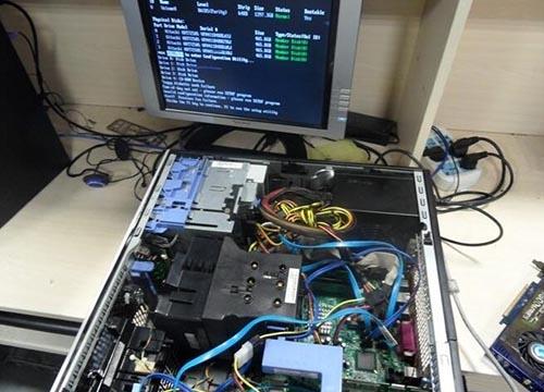 上海VMWare vSphere ESX5存储损坏数据恢复案例